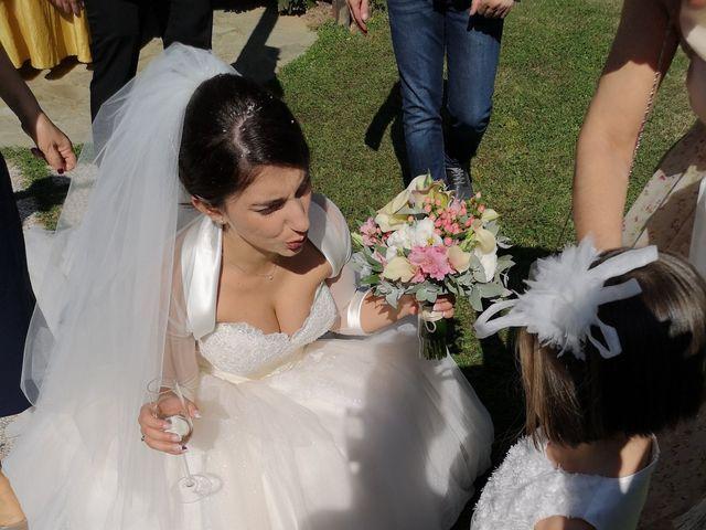 Il matrimonio di Giuseppe  e Martina  a Coassolo Torinese, Torino 4