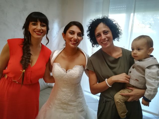 Il matrimonio di Giuseppe  e Martina  a Coassolo Torinese, Torino 13