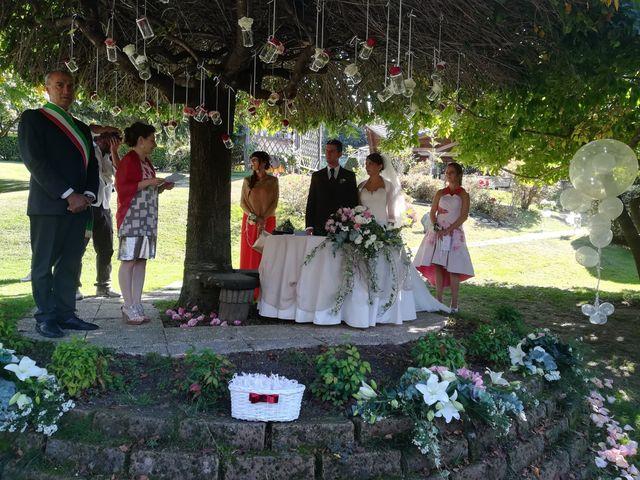 Il matrimonio di Giuseppe  e Martina  a Coassolo Torinese, Torino 15