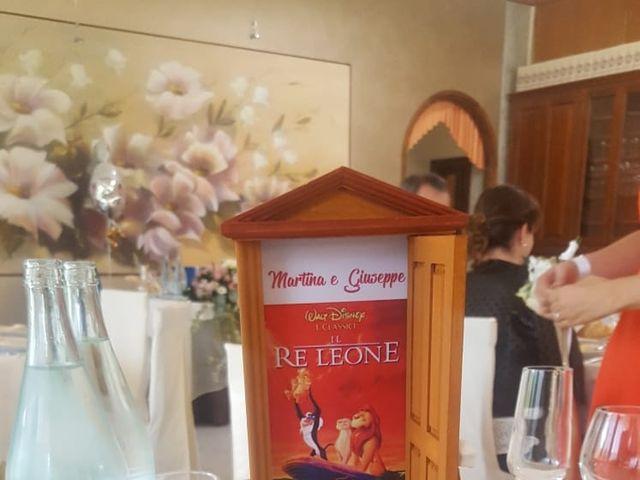 Il matrimonio di Giuseppe  e Martina  a Coassolo Torinese, Torino 16