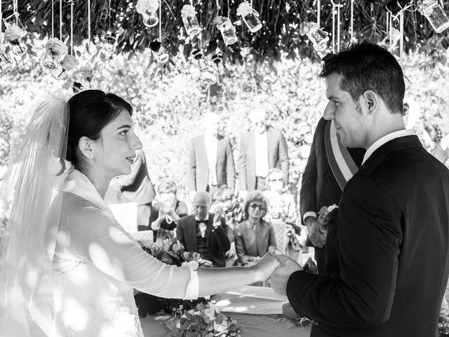 Il matrimonio di Giuseppe  e Martina  a Coassolo Torinese, Torino 22