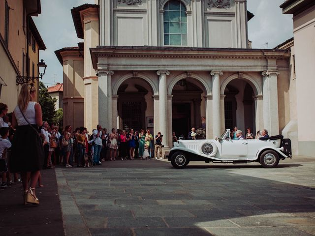 Il matrimonio di Cristian e Giulia a Bergamo, Bergamo 37