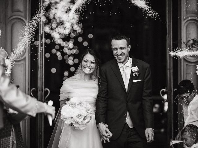 Il matrimonio di Cristian e Giulia a Bergamo, Bergamo 52