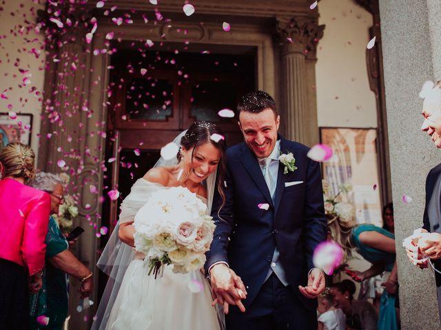 Il matrimonio di Cristian e Giulia a Bergamo, Bergamo 56