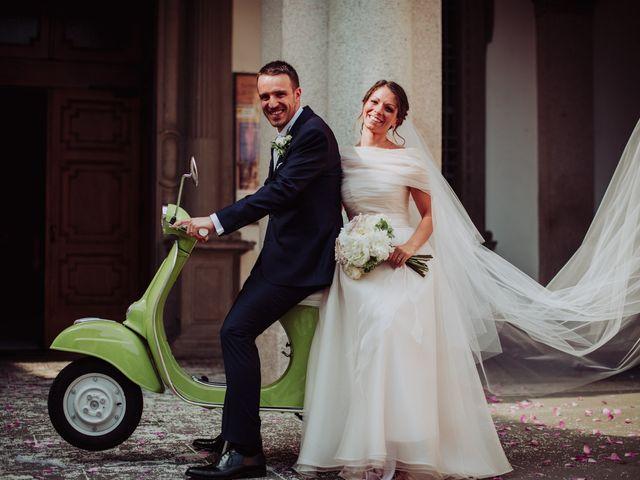 Il matrimonio di Cristian e Giulia a Bergamo, Bergamo 59