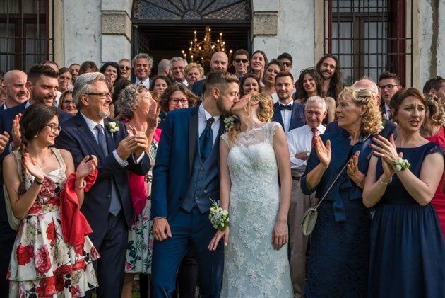 Il matrimonio di Giacomo e Francesca a Grumolo delle Abbadesse, Vicenza 17