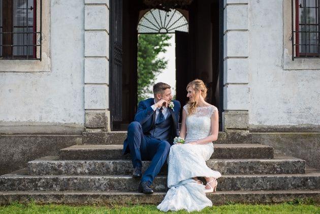 Il matrimonio di Giacomo e Francesca a Grumolo delle Abbadesse, Vicenza 26