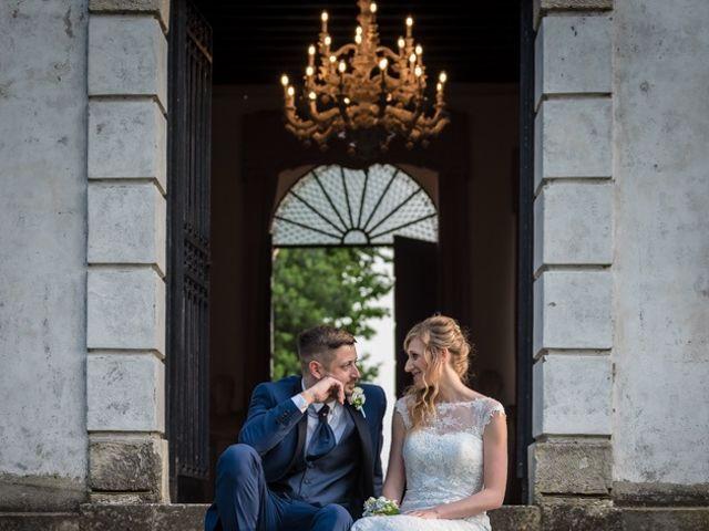 Il matrimonio di Giacomo e Francesca a Grumolo delle Abbadesse, Vicenza 27