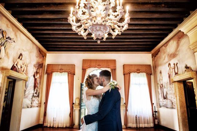 Il matrimonio di Giacomo e Francesca a Grumolo delle Abbadesse, Vicenza 29