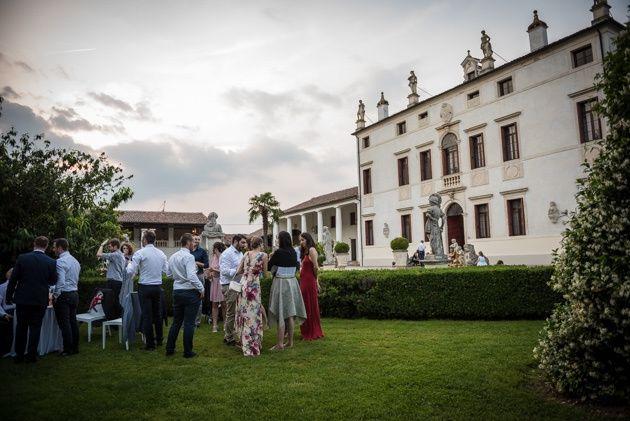 Il matrimonio di Giacomo e Francesca a Grumolo delle Abbadesse, Vicenza 32