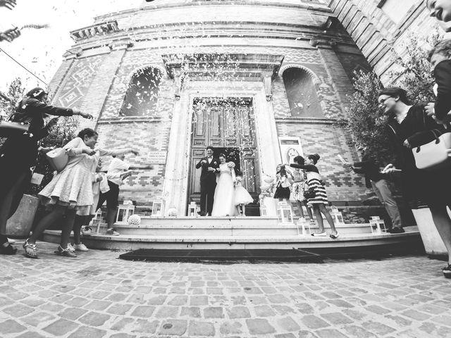 Le nozze di Laura e Alberto