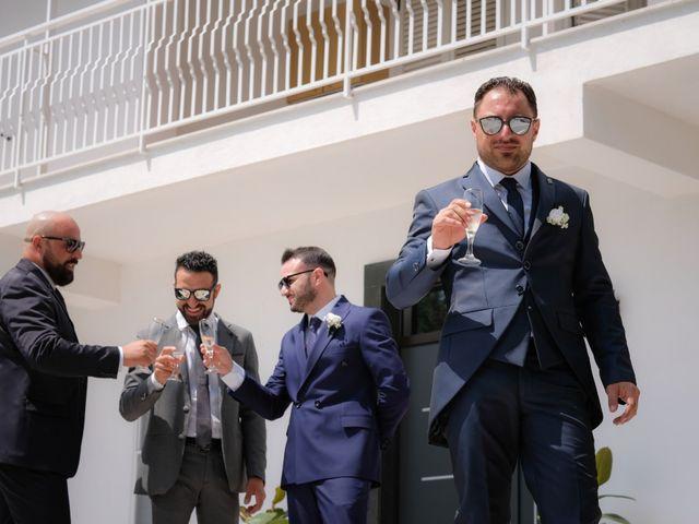 Il matrimonio di Francesco e Benedetta a Rocca di Neto, Crotone 7