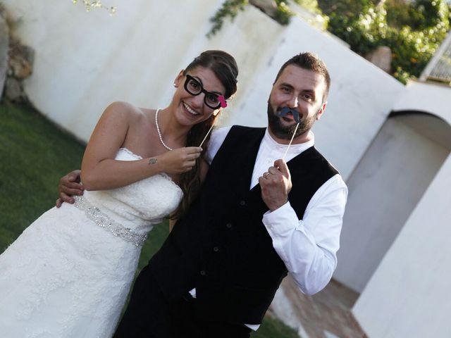 Il matrimonio di Emiliano e Silvia  a Posada, Nuoro 1