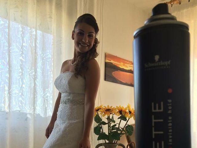 Il matrimonio di Emiliano e Silvia  a Posada, Nuoro 7