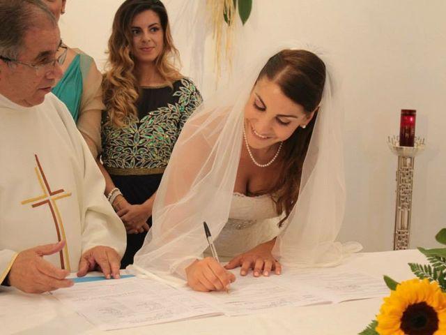 Il matrimonio di Emiliano e Silvia  a Posada, Nuoro 2