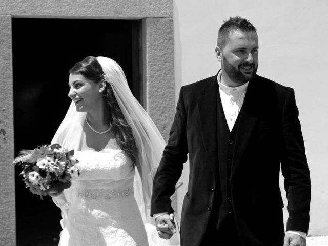 Il matrimonio di Emiliano e Silvia  a Posada, Nuoro 12