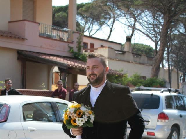 Il matrimonio di Emiliano e Silvia  a Posada, Nuoro 14
