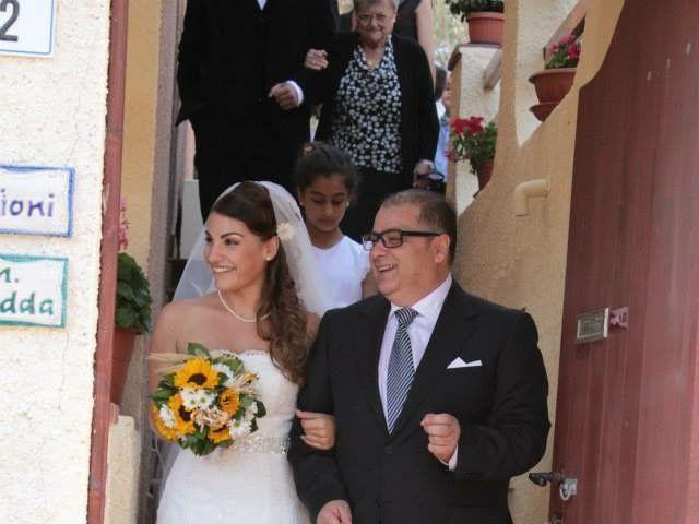 Il matrimonio di Emiliano e Silvia  a Posada, Nuoro 15