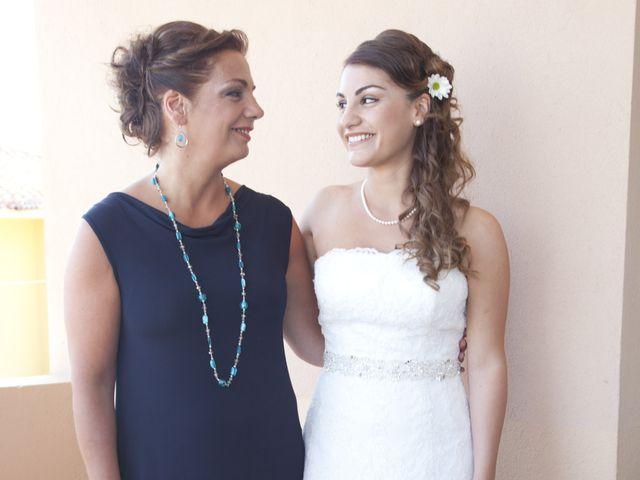 Il matrimonio di Emiliano e Silvia  a Posada, Nuoro 17