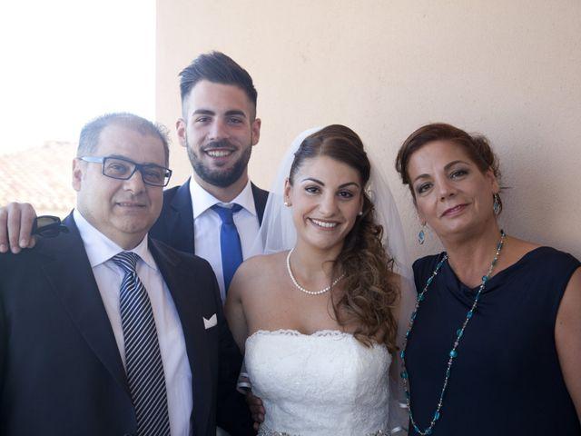Il matrimonio di Emiliano e Silvia  a Posada, Nuoro 19