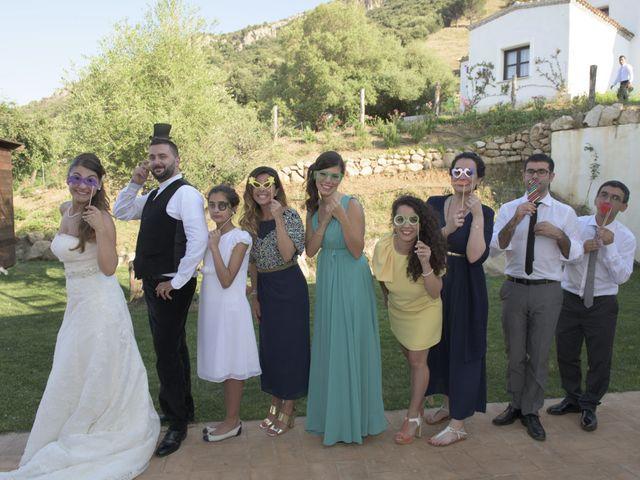 Il matrimonio di Emiliano e Silvia  a Posada, Nuoro 22