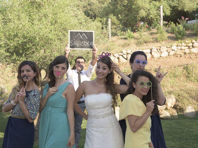 Il matrimonio di Emiliano e Silvia  a Posada, Nuoro 23