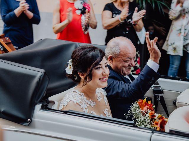 Il matrimonio di Gonzalo e Carmela a Ravello, Salerno 7
