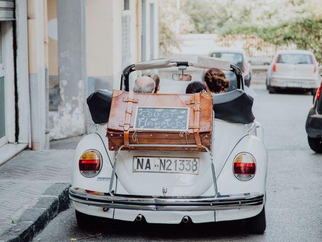 Il matrimonio di Gonzalo e Carmela a Ravello, Salerno 8