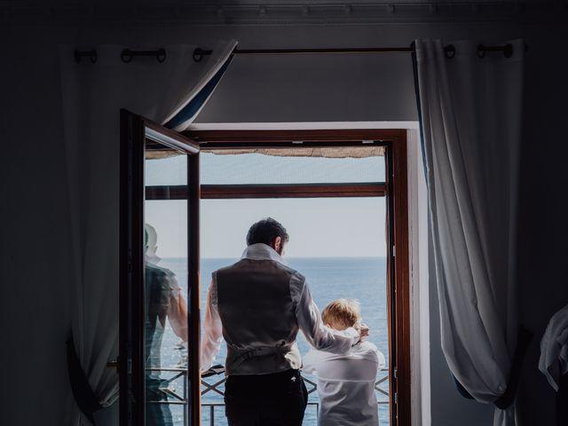 Il matrimonio di Gonzalo e Carmela a Ravello, Salerno 13