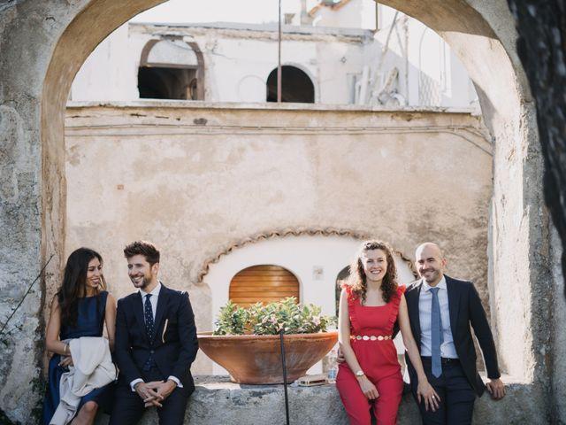 Il matrimonio di Gonzalo e Carmela a Ravello, Salerno 17