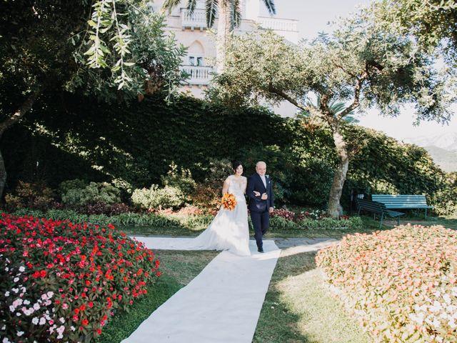 Il matrimonio di Gonzalo e Carmela a Ravello, Salerno 21