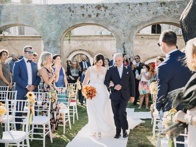 Il matrimonio di Gonzalo e Carmela a Ravello, Salerno 22