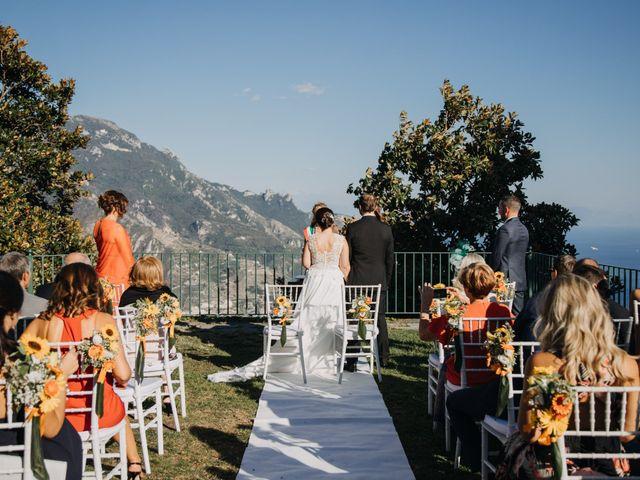 Il matrimonio di Gonzalo e Carmela a Ravello, Salerno 24
