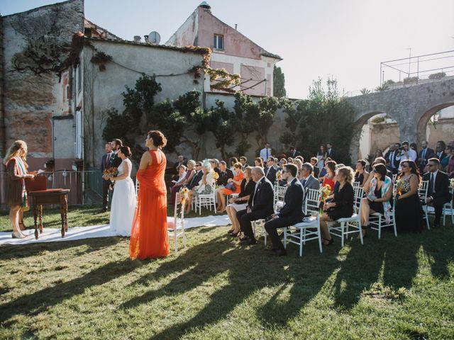 Il matrimonio di Gonzalo e Carmela a Ravello, Salerno 25