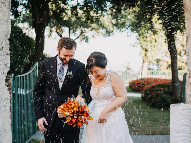 Il matrimonio di Gonzalo e Carmela a Ravello, Salerno 30