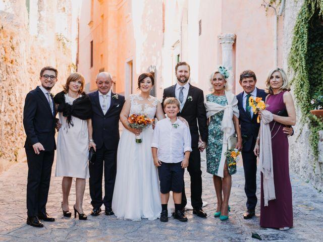 Il matrimonio di Gonzalo e Carmela a Ravello, Salerno 32