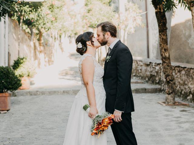 Il matrimonio di Gonzalo e Carmela a Ravello, Salerno 41