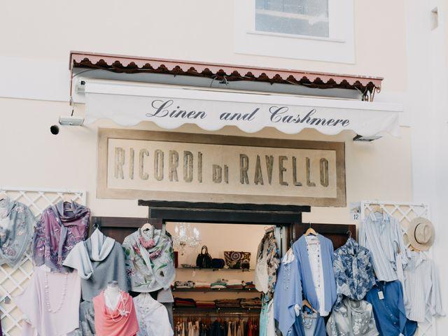 Il matrimonio di Gonzalo e Carmela a Ravello, Salerno 43