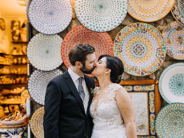 Il matrimonio di Gonzalo e Carmela a Ravello, Salerno 44