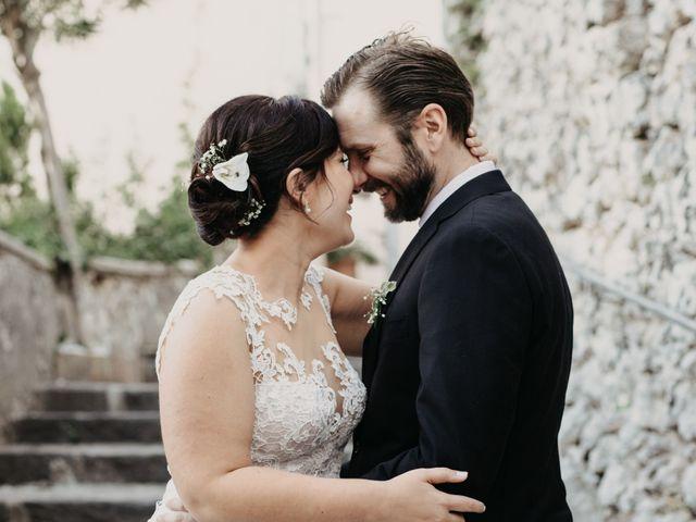 Il matrimonio di Gonzalo e Carmela a Ravello, Salerno 45