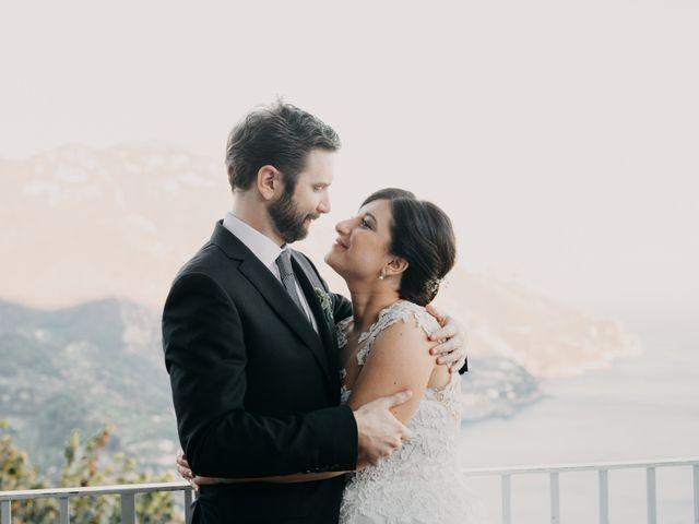 Il matrimonio di Gonzalo e Carmela a Ravello, Salerno 49