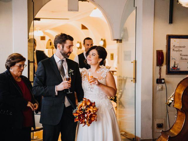 Il matrimonio di Gonzalo e Carmela a Ravello, Salerno 50