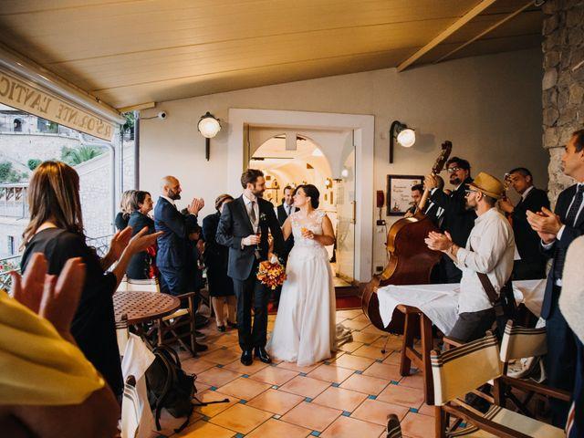 Il matrimonio di Gonzalo e Carmela a Ravello, Salerno 51
