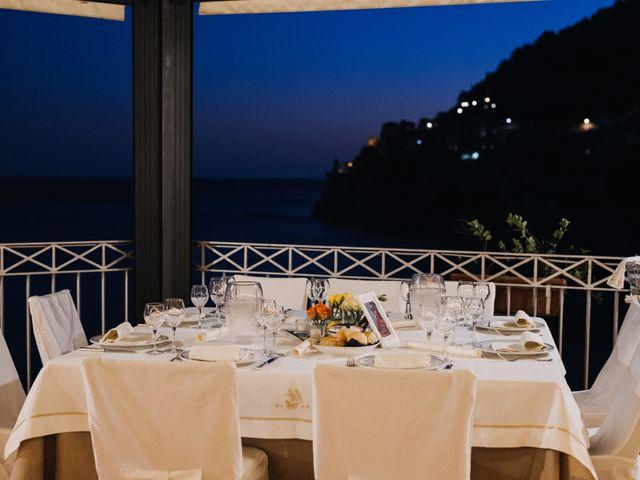 Il matrimonio di Gonzalo e Carmela a Ravello, Salerno 56