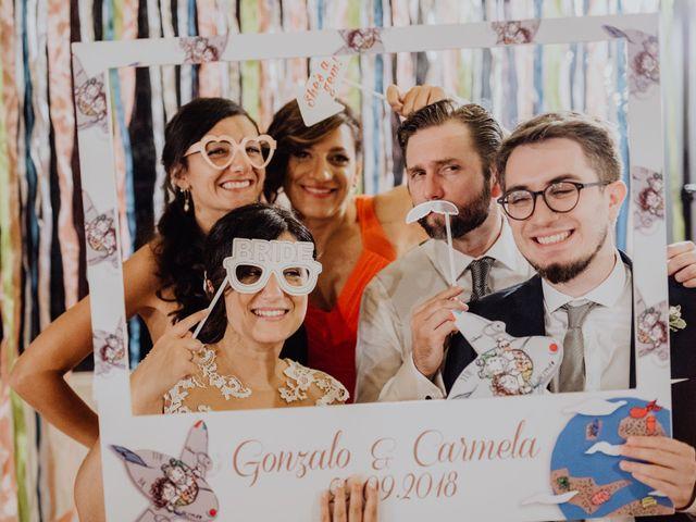 Il matrimonio di Gonzalo e Carmela a Ravello, Salerno 58