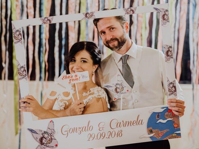 Il matrimonio di Gonzalo e Carmela a Ravello, Salerno 59