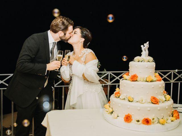 Il matrimonio di Gonzalo e Carmela a Ravello, Salerno 61