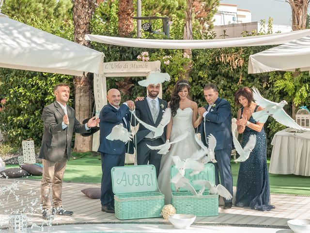Il matrimonio di Salvatore e Rosalia a Terzigno, Napoli 9