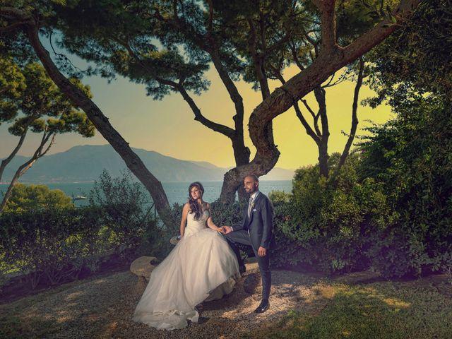 Il matrimonio di Salvatore e Rosalia a Terzigno, Napoli 10