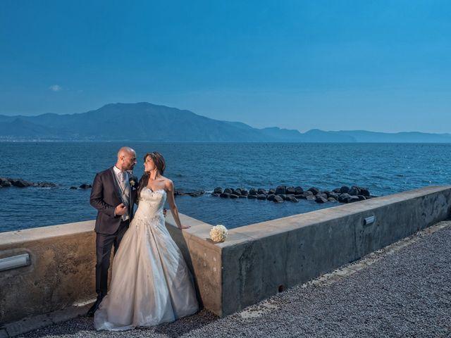 Il matrimonio di Salvatore e Rosalia a Terzigno, Napoli 11